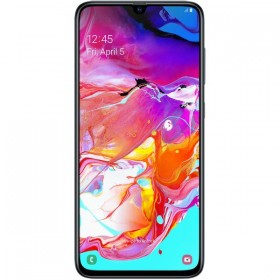 Samsung Galaxy A70 128GB (черный) 2019 SM-A705F