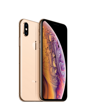 Apple iPhone XS 256GB (золотой)